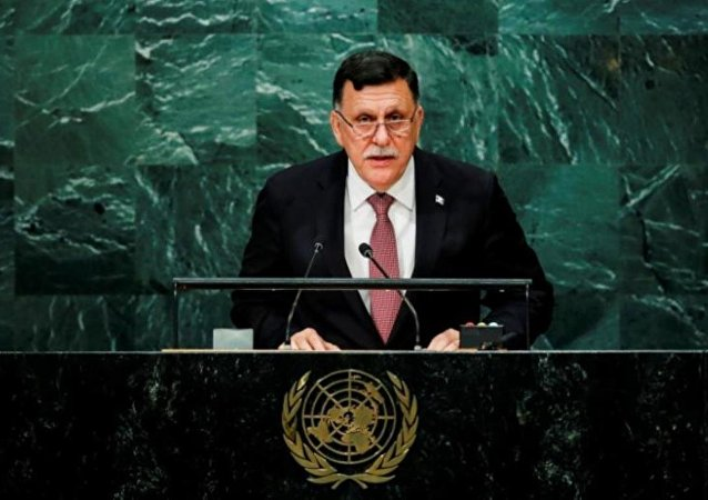 Libya Başkanlık Konseyi Başkanı Fayiz es-Serrac