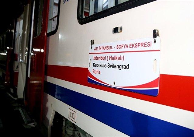 İstanbul-Sofya Ekspresi