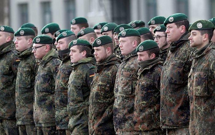Alman ordusu dev tatbikata 12 bin askerle katılacak