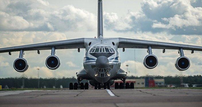 Rus Il-76 Jeti
