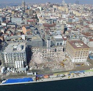 Karaköy yolcu salonu