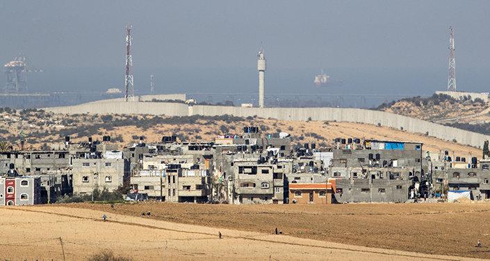 İsrail - Gazze sınırı
