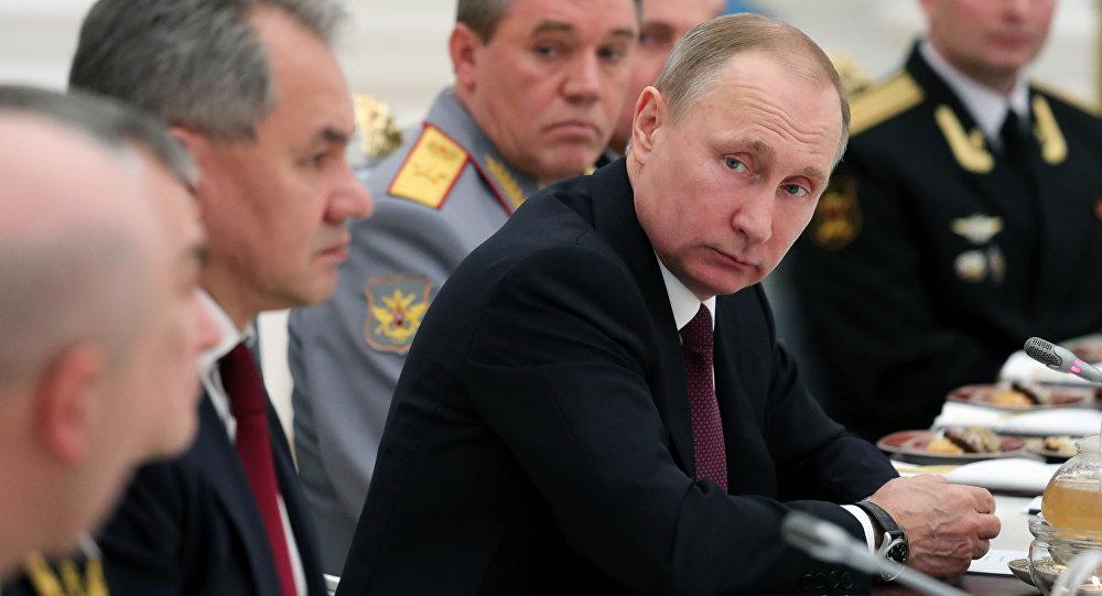 Putin: Rus ordusu her türlü saldırıya karşı koyacak güçte