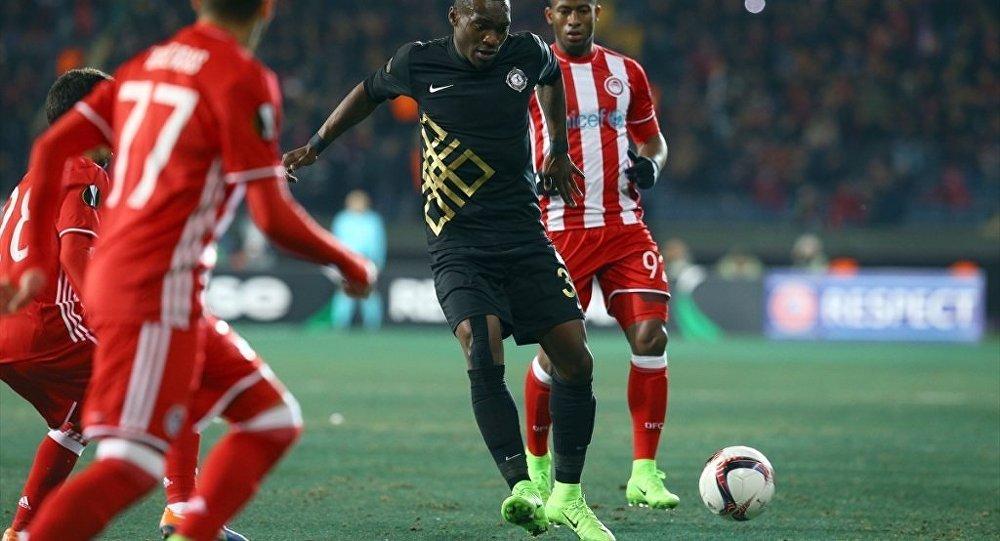 Osmanlıspor-Olympiakos