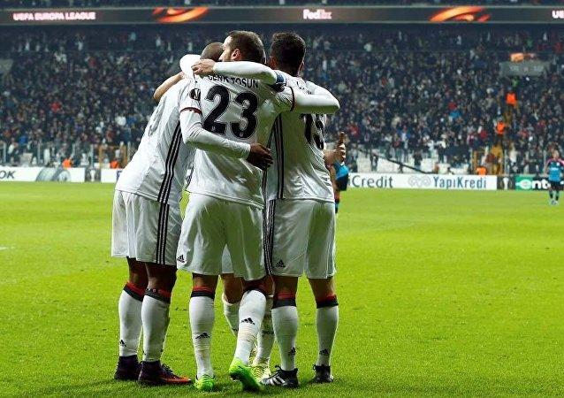 Beşiktaş - Hapoel Beer-Sheva