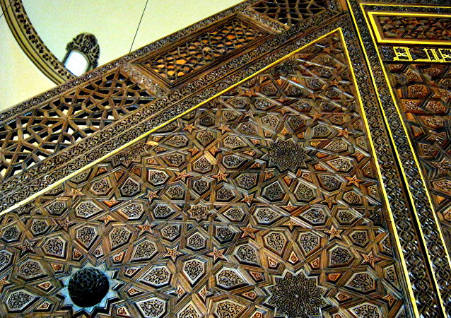 Ulu Cami minberi