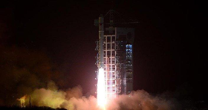 Uydu fırlatılması