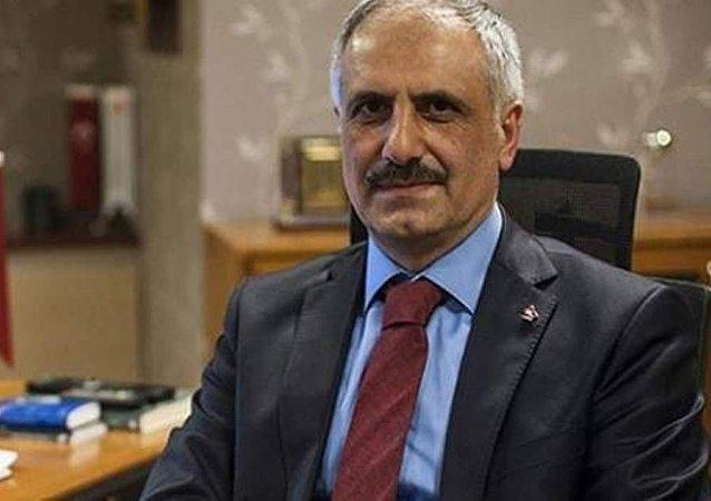 Hazine Müsteşarı Osman Çelik