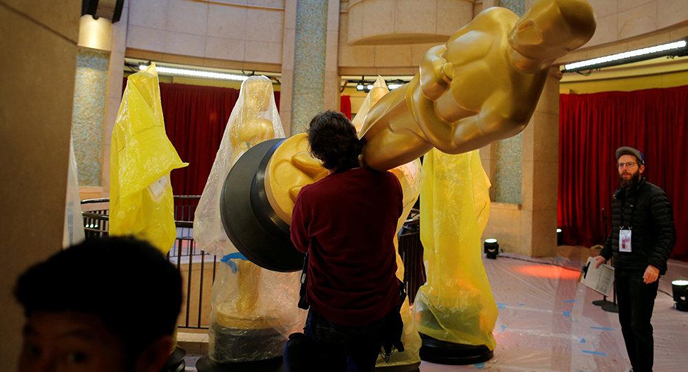2017 Oscar törenleri hazırlıkları