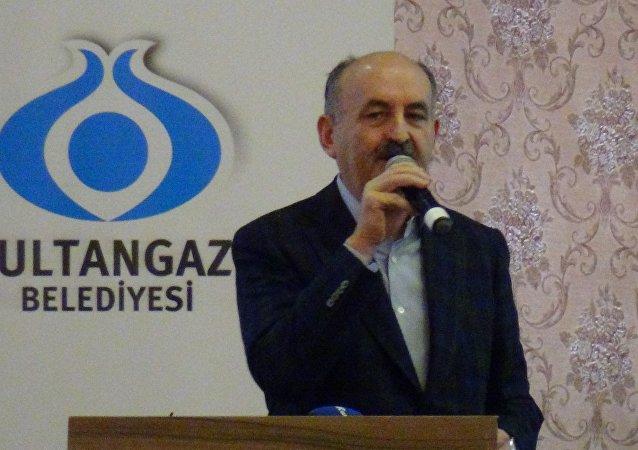 Çalışma ve Sosyal Güvenlik Bakanı Mehmet Müezzinoğlu,