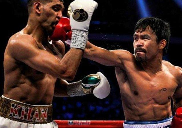 Manny Pacquiao - Amir Khan