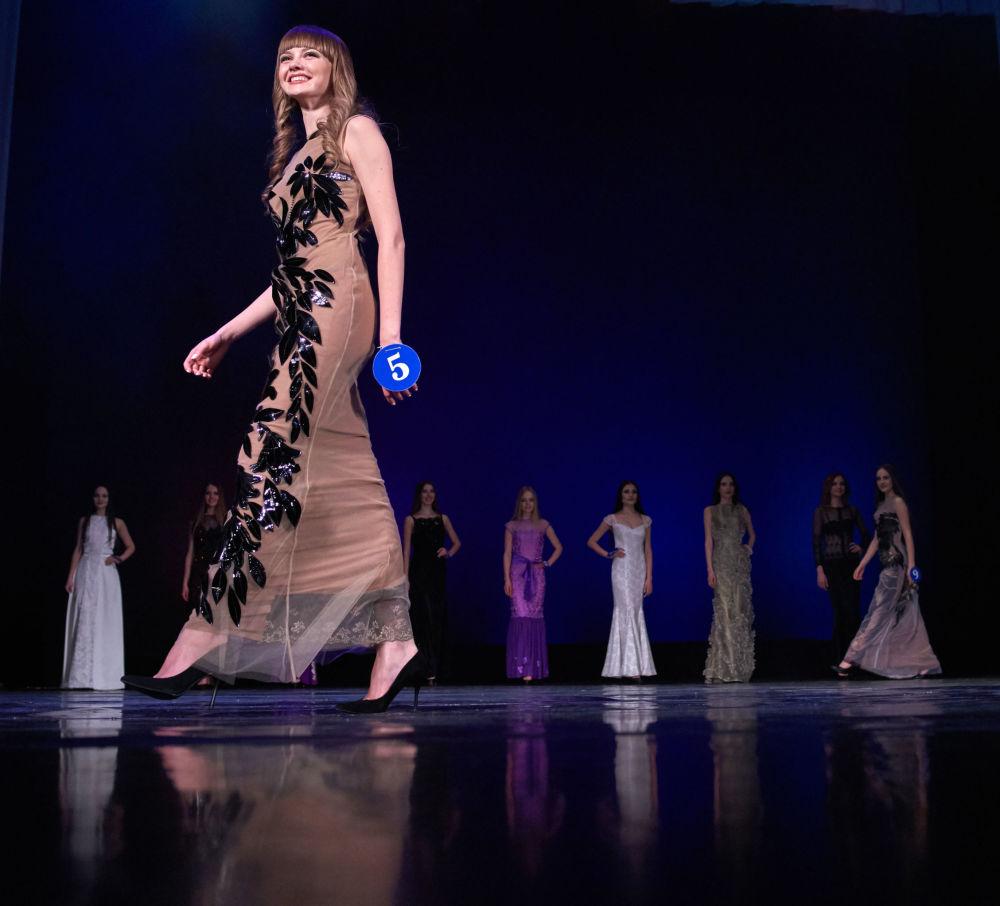 Kırım'da 'Sivastopol Güzeli 2017' yarışması