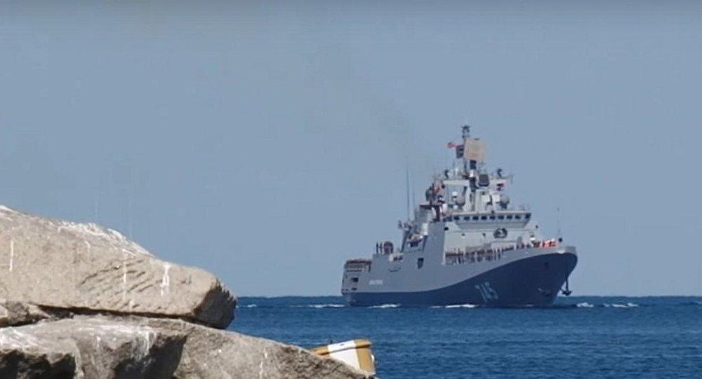 Rus Amiral Grigoroviç firkateyni