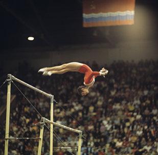 Jimnastikçi Olga Korbut