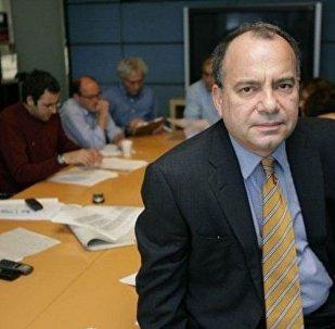 Gazeteci Sedat Ergin