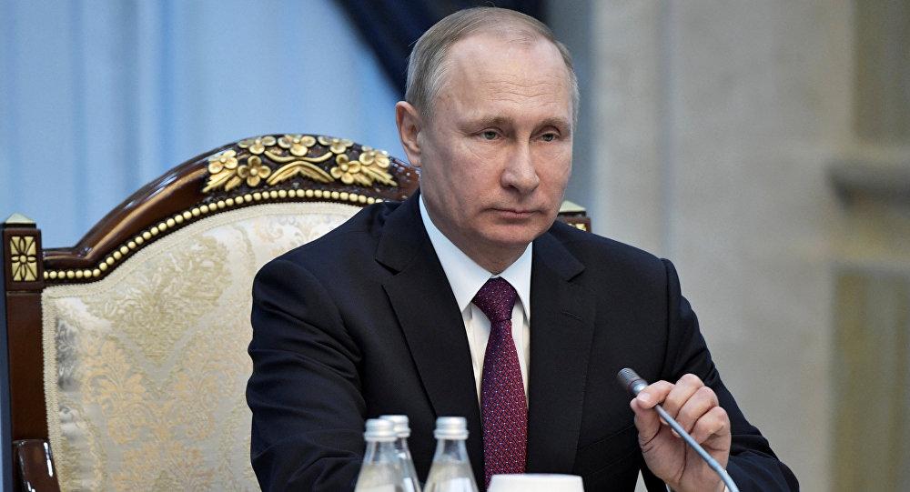 Putin, 15 Temmuz'a ilişkin konuştu: Gülen darbe girişiminde yer aldıysa…
