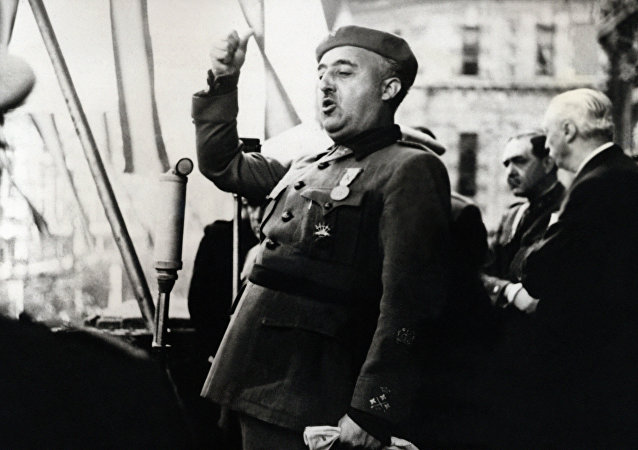 Diktatör Francisco Franco