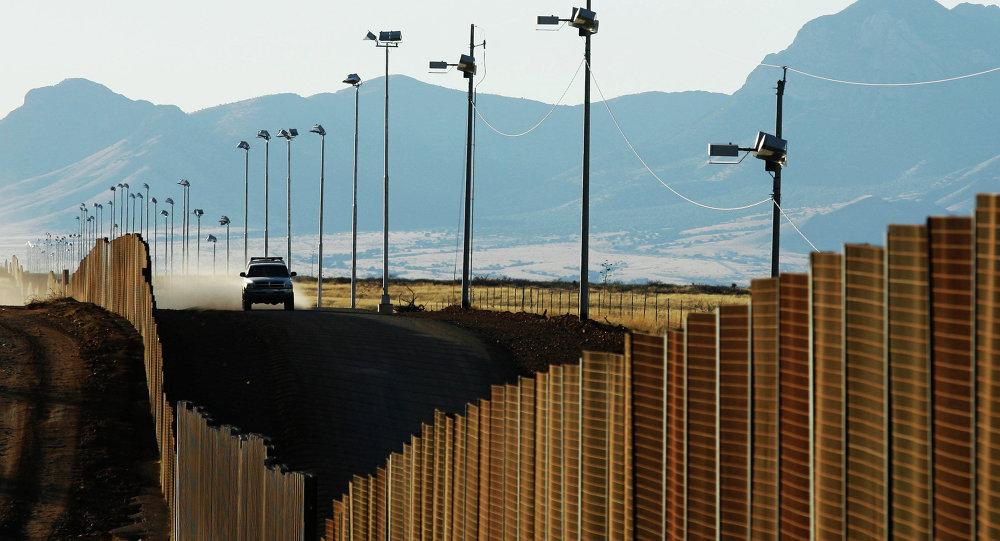 ABD - Meksika sınırı