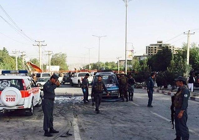 Kabil'de Taliban saldırısı