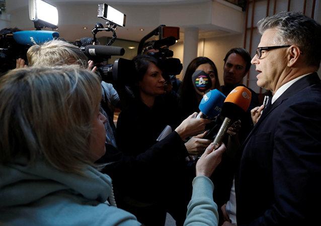 Anders Behring Breivik'in avukatı Oystein Storrvik