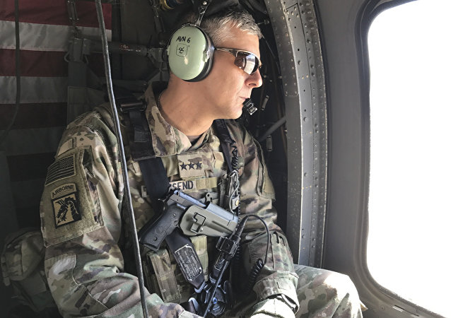 ABD'li Korgeneral Stephen Townsend