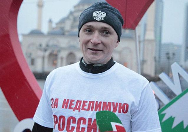 'Rus Forrest Gump' lakaplı Aleksandr Kaper