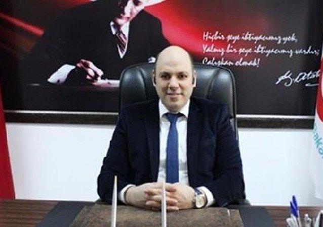 Sinop Atatürk Devlet Hastanesi Başhekimi Ercan Yarar