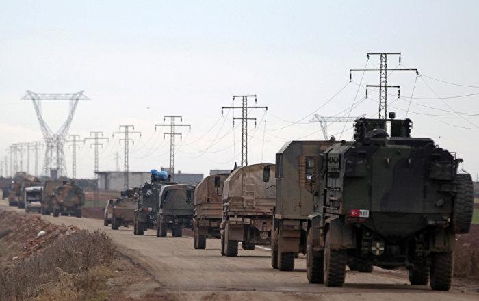 Türk ordusu Suriye'de büyük savaşa hazırlanıyor