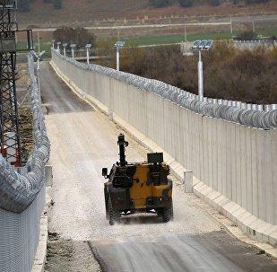 Suriye - Türkiye sınırı