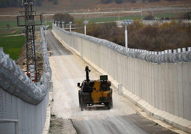 Suriye - Türkiye sınırı / Kilis