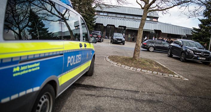 Gaggenau - Alman polisi