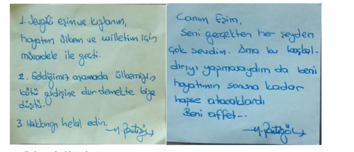 'Yurtta Sulh Konseyi' üyesi Mehmet Partigöç