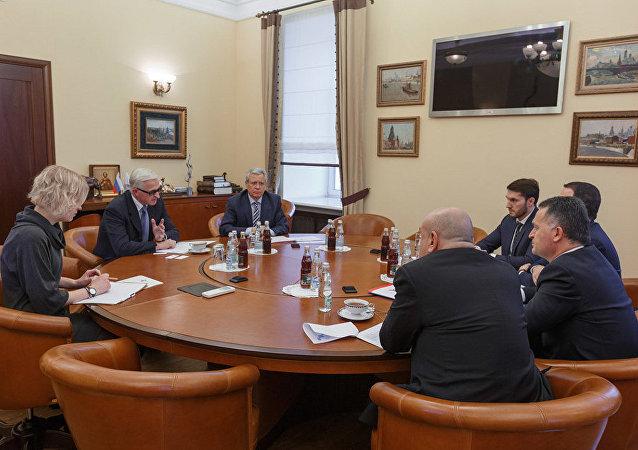 Rus-Türk İşadamları Birliği (RTİB) ve Rusya Sanayici ve Girişimciler Birliği (RSPP)