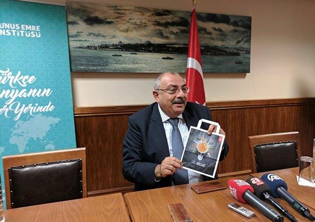 Başbakan Yardımcısı Tuğrul Türkeş