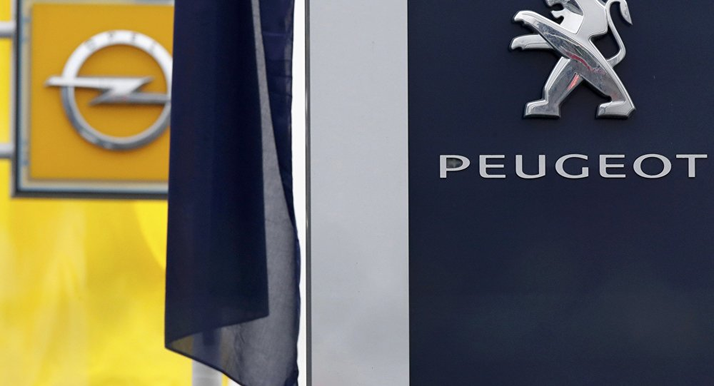 Peugeot ve Opel amblemleri