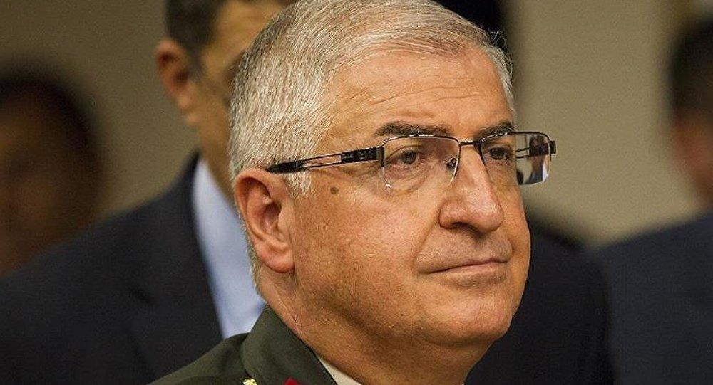 Eski Genelkurmay 2. Başkanı olan Jandarma Genel Komutanı Orgeneral Yaşar Güler