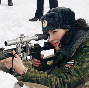 Rus askeri teçhizatı Ratnik (fotoğraf)