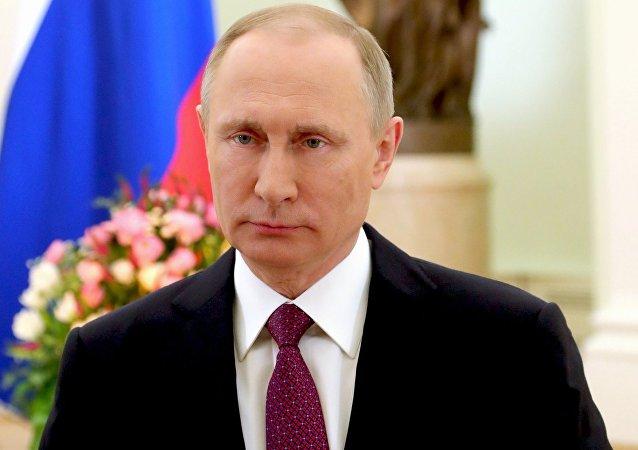 Vladimir Putin / 8 Mart