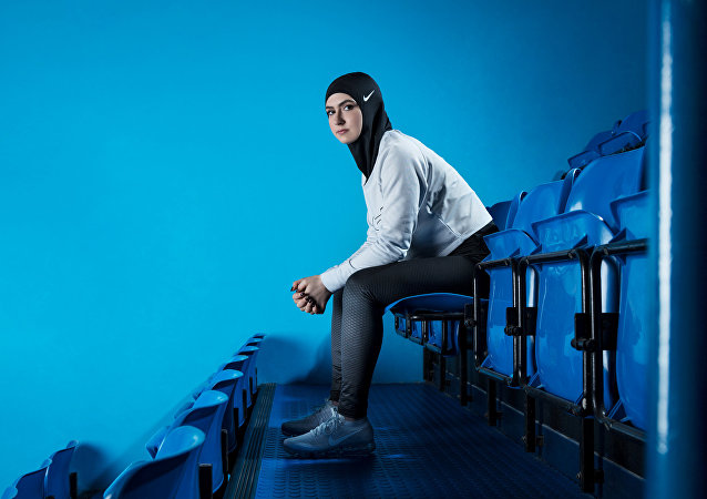 Nike'ın Pro Hijab koleksiyonu