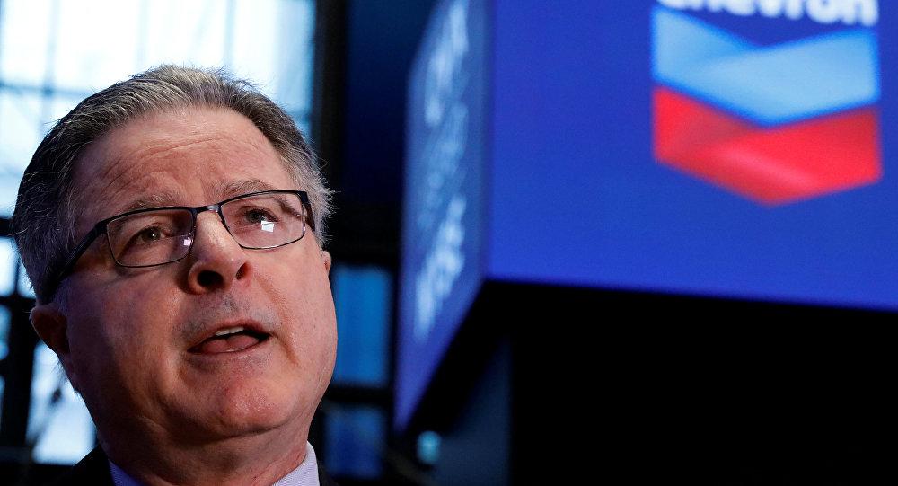 Chevron'un CEO'su John Watson