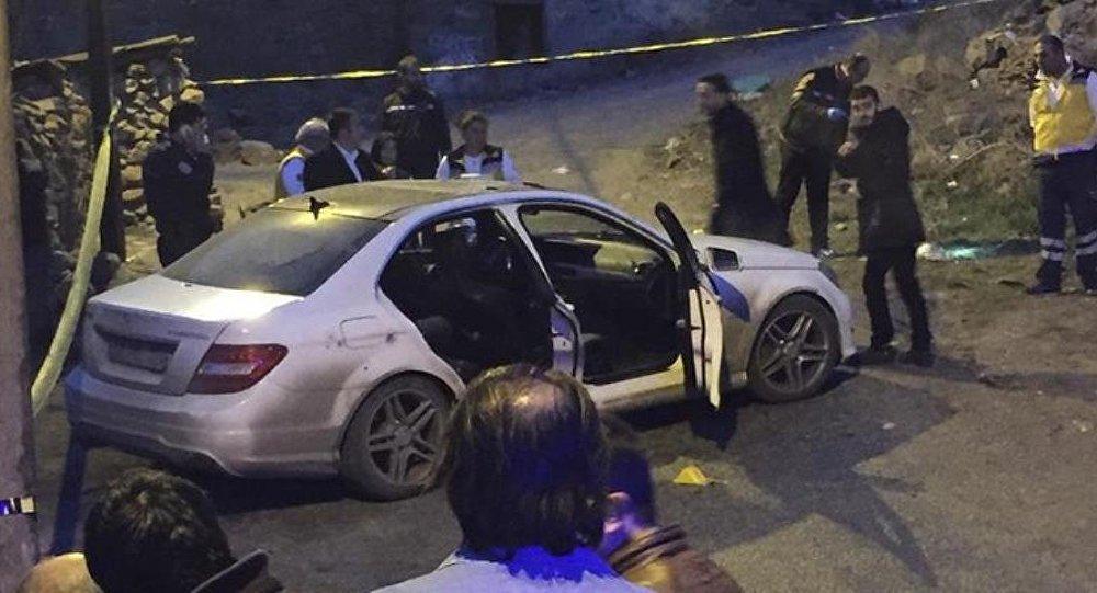 Ankara'da kalaşnikoflu saldırı