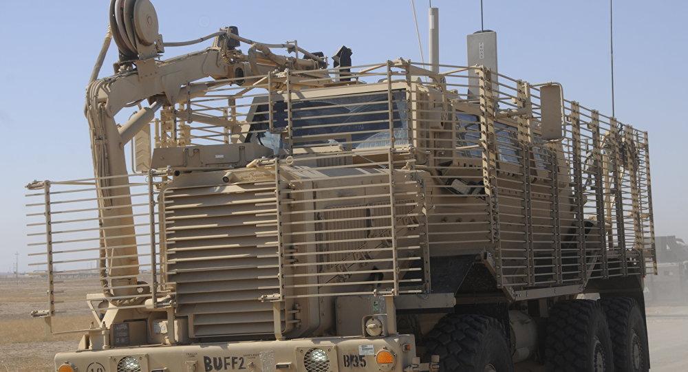 ABD askeri aracı