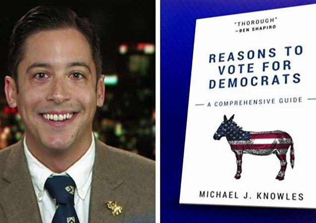 Michael J. Knowles ve kitabı