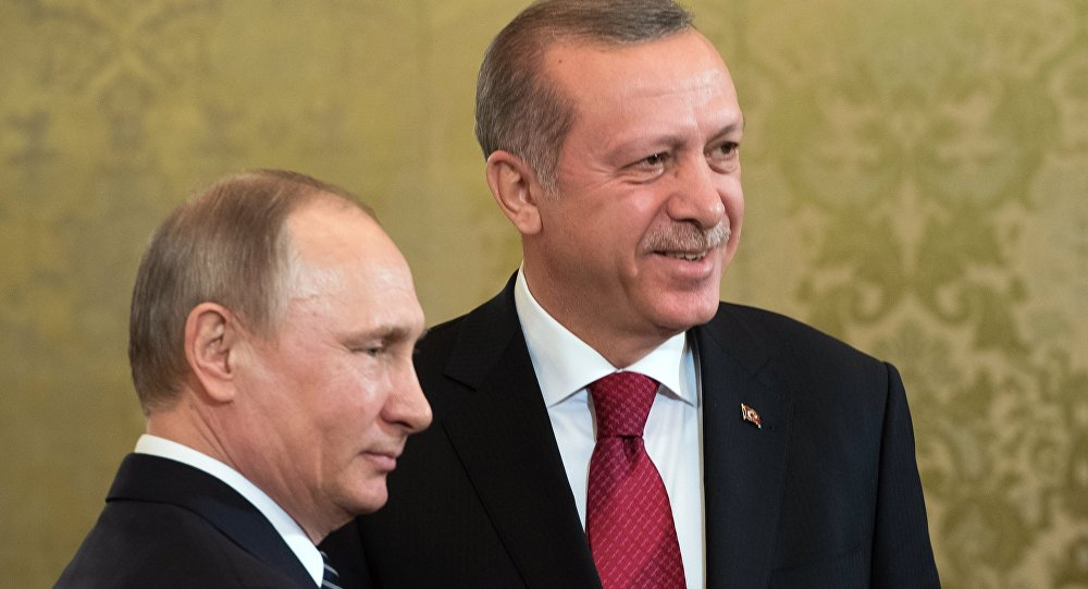 Putin ve Erdoğan, Rusya-Türkiye Üst Düzey İşbirliği Konseyi toplantısına katıldı.