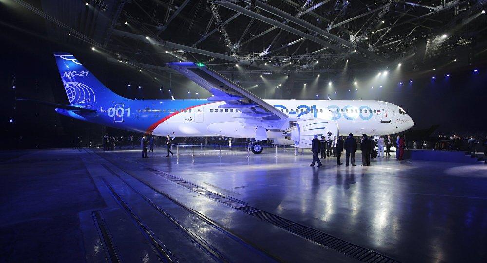 MS-21 tipi yolcu uçağının üreticisi İrkut: Türk havayolu şirketleriyle görüşüyoruz 81