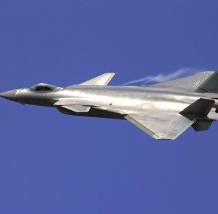 Çin'in yeni hayalet uçağı J-20