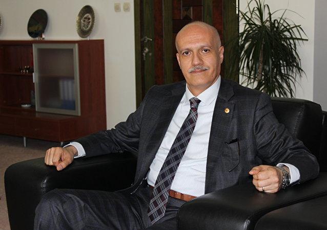 Maltepe Üniversitesi Rektörü Prof. Dr. Şahin Karasar