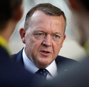 Danimarka Başbakanı Lars Rasmussen