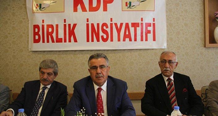 Kürdistan Demokrat Partisi (KDP) Birlik İnsiyatifi