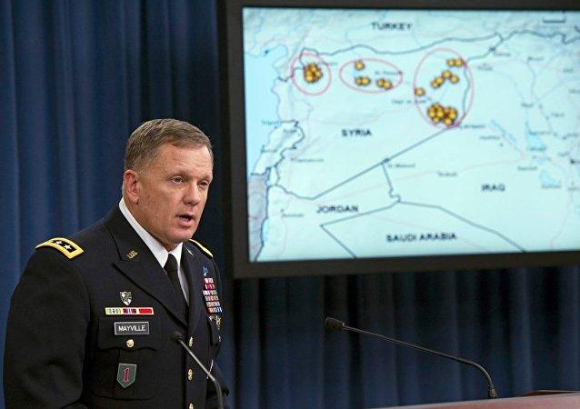 Pentagon Sözcüsü Jeff Davis